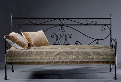 Divano letto in ferro battuto ikea cheap ikea divani letto ferro battuto idee per il design - Letto ferro ikea ...